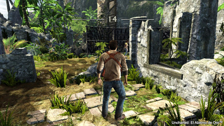 Uncharted: El Abismo de Oro