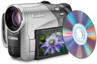 [CES 2007] Canon DC50, HD en DVD