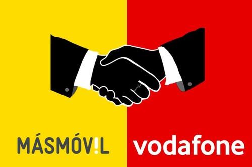 Ventajas para los usuarios de la supuesta fusión entre Vodafone y MásMóvil