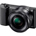 Chollazo fotográfico: Amazon y MediaMarkt te dejan la Sony Alpha 5100L con objetivo 16-50mm por sólo 349 euros