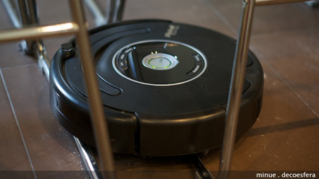 Comparativa neato Roomba - atascarse