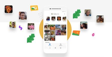 Gallery Go llega a México: almacena, organiza con inteligencia artificial y edita tus fotos en una app de tan solo 10MB