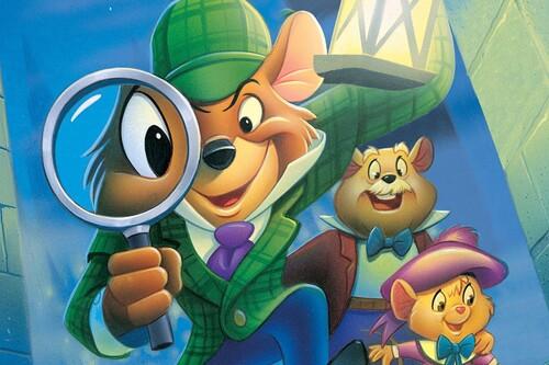 35 años de 'Basil, el ratón superdetective', la maravilla olvidada de Disney que fue clave para que el estudio no cerrase su división de cine animado