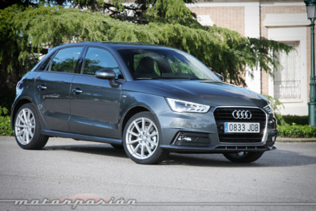 Audi A1 Sportback Prueba 1