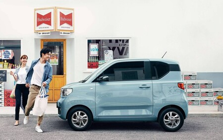 Hong Guang Mini EV.
