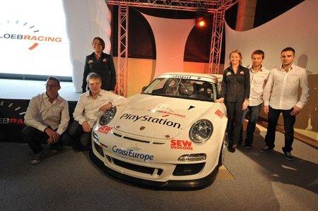 Loeb Racing presenta su programa para la temporada 2012