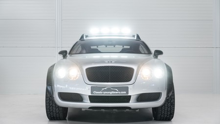 Bentley Continental Gt Offroad 1
