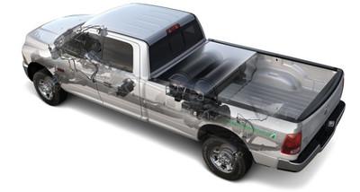 """Chrysler trabaja en tanques """"pulmón"""" de GNC"""