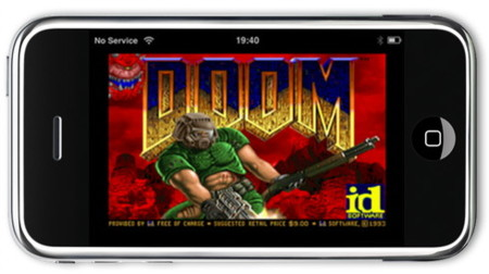 Gameloft y iD software desarollarán para el iPhone