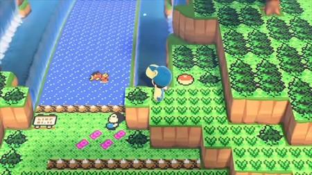 El mapa de Pokémon Oro y Plata se ha recreado con todo lujo de detalles en una isla de Animal Crossing: New Horizons