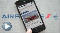 Air France lanza una web específica para teléfonos móviles