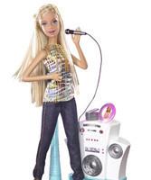 Barbie Chat Diva: la muñeca que atiende el móvil y canta