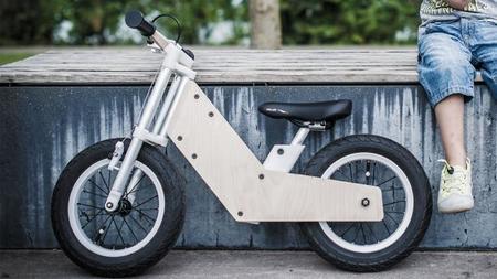 Miilo, la bici que crece con el niño, ¿la conoces?