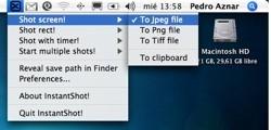 InstantShot!: Más opciones para capturar tu pantalla
