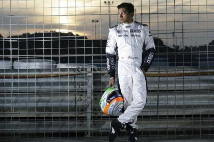 Narain Karthikeyan no renueva con Williams