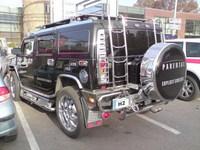 Hummer H2, homenaje a los excesos