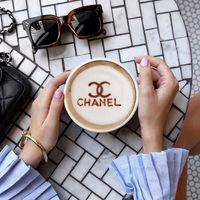 Ahora, hasta los cafés son de marca en esta cuenta de Instagram en la que hacen arte con la espuma