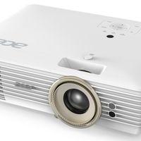 Acer presenta dos proyectores 4K con HDR enfocados al cine en casa