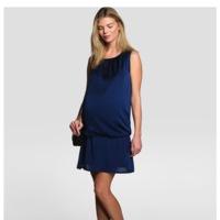 Vestido Azul Marino Premama