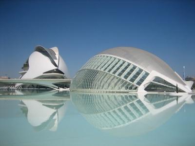 Un recorrido por la Ciudad de las Artes y las Ciencias (Valencia)