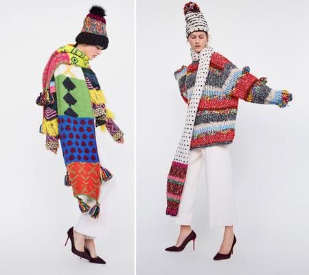 Bufandas Zara 2