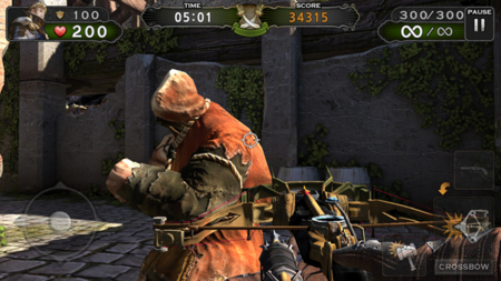 Renaissance Blood THD saca jugo a Nvidia Tegra 3