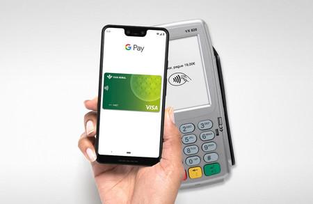 Google Pay amplía su compatibilidad en España: Caja Rural, Abanca, Ibercaja, Unicaja, Liberbank, Cajasur y más