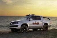 Volkswagen Amarok, así se llamará el pick-up de VW