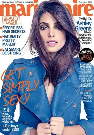 Ashley Greene, te han puesto un poco de nariz de Michael Jackson