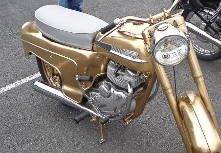 Norton Jubilee de Luxe 250 cc