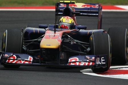 GP de China F1 2011: Jaime Alguersuari entra en la Q3 y saldrá desde la séptima posición