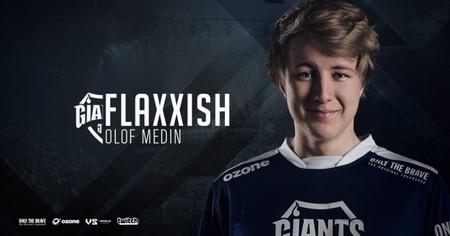 Comienza a saberse el roster LCS de Giants Gaming: Flaxxish fichado