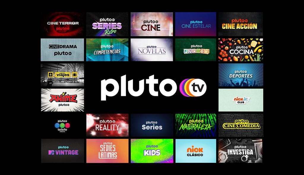 Pluto TV llega a España: canales, series y películas en streaming gratis y sin registro