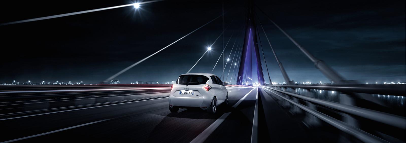 Foto de Renault ZOE ZE 40 (16/21)