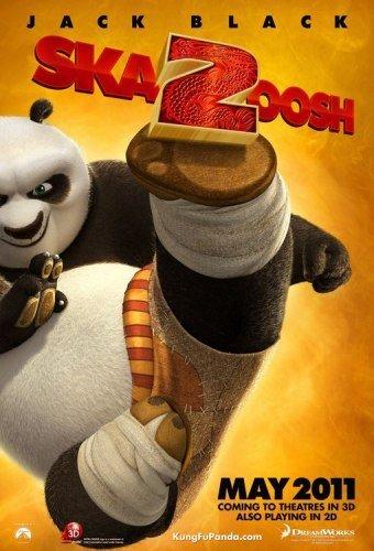 'Kung Fu Panda 2', cartel y primer tráiler