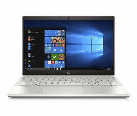 Portátil HP Pavilion 14-CE0000NS, con Intel Core i7-8550u y gráfica Nvidia MX150, a su precio más bajo en Amazon: 889 euros