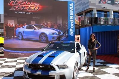 A Subasta el Mustang de la película Need For Speed