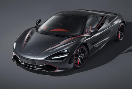 Este McLaren 720S 'Stealth' es único y su color se inspira en el del F1 GTR ganador de Le Mans