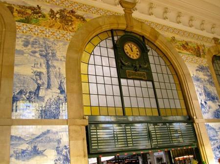 Descubriendo Oporto: la Estación de São Bento