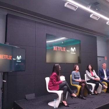 Netflix llega a Movistar el 11 de diciembre con tres meses gratis: éstos son los precios junto a Movistar Fusión