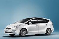 El Toyota Prius+ se volverá a ver en Fráncfort