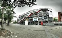La colección del Centro Pompidou podría exponerse en el exterior