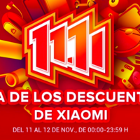 Xiaomi se apunta al día del soltero con descuentos y ofertas por tiempo limitado