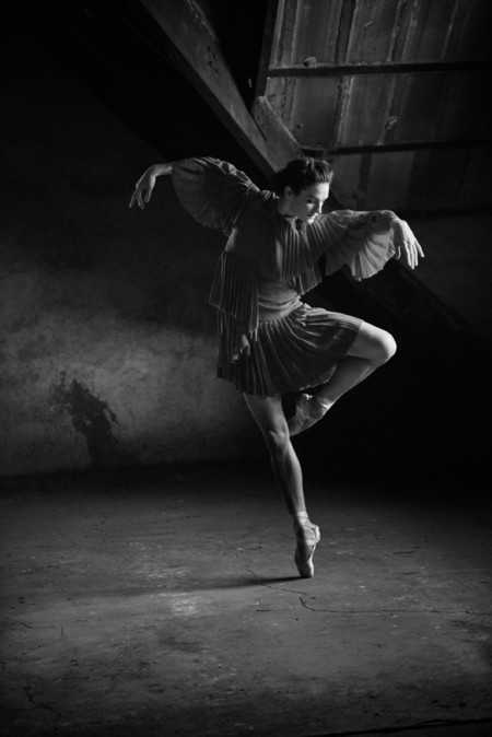 Campana New York City Ballet Otono Invierno 2016 2017 Peter Lindbergh 15