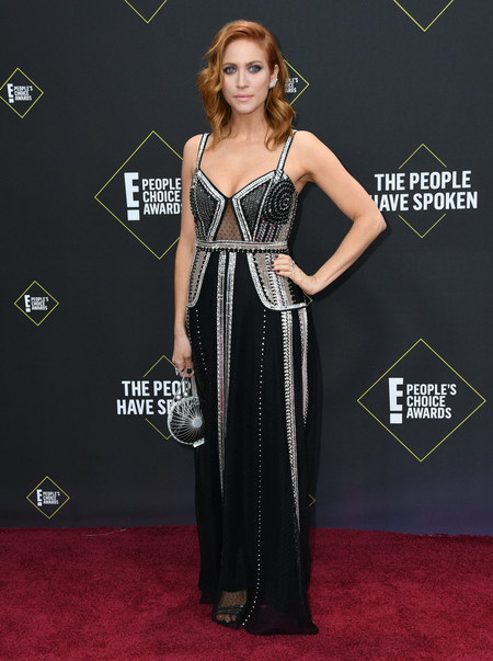 Brittany Snow Peoples Choice Awards 2019