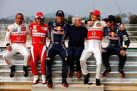 Bernie Ecclestone advierte a los equipos del excesivo gasto