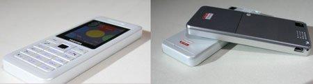 Toshiba TS30, ultradelgado
