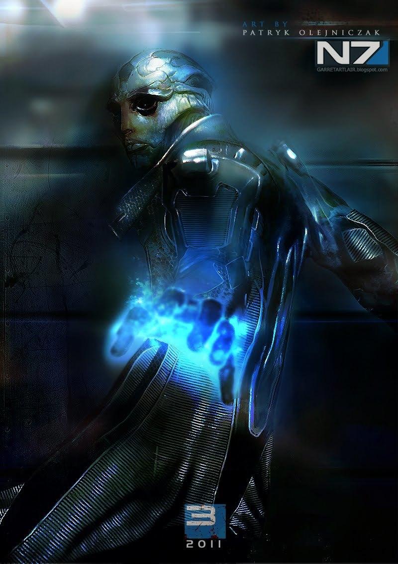 Fanarts de 'Mass Effect'