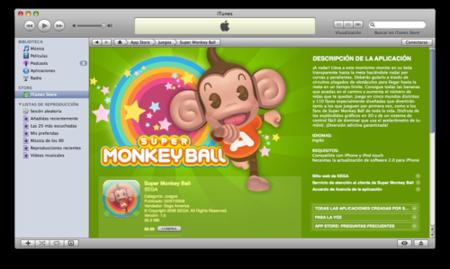 appstore monkeyball