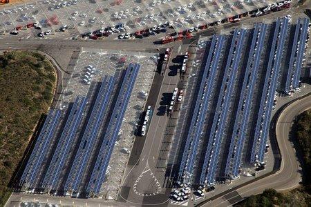 SEAT al Sol: Martorell recibe la instalación fotovoltaica más grande de España